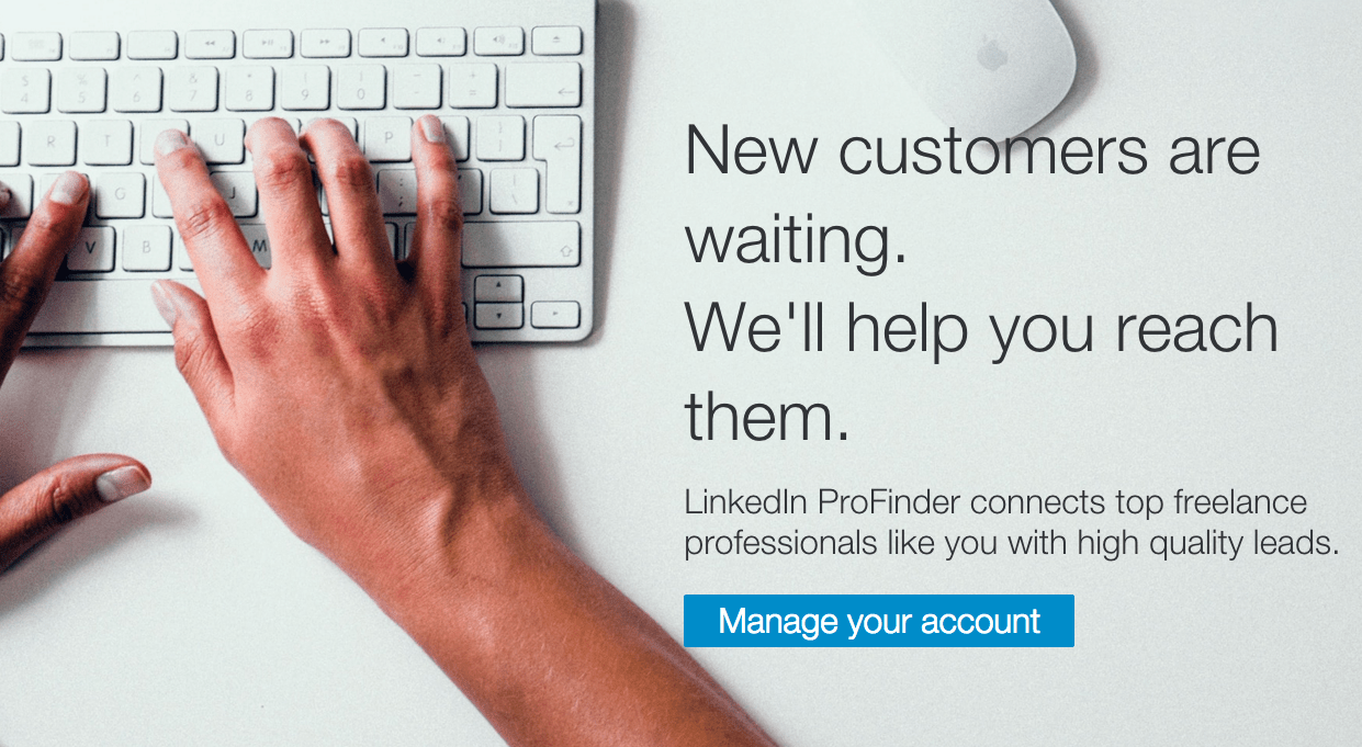 Have you heard about Linkedin's new pilot product?